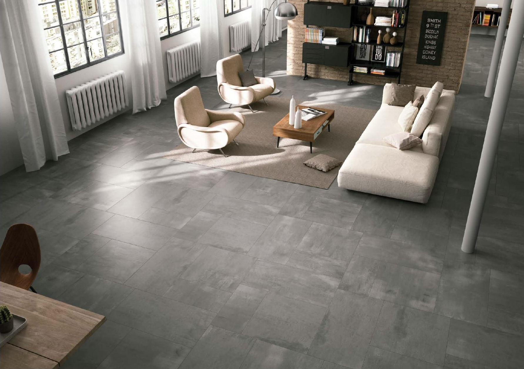 Creative concrete tiles singapore malford ceramics pte for Floor cement tiles