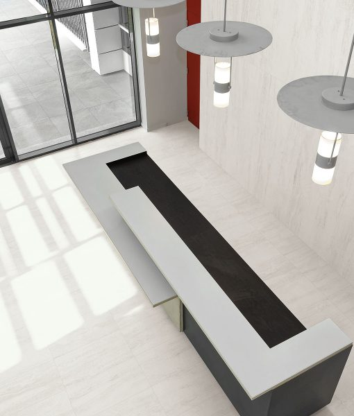 Domus Bianco Glossy 80 x 180