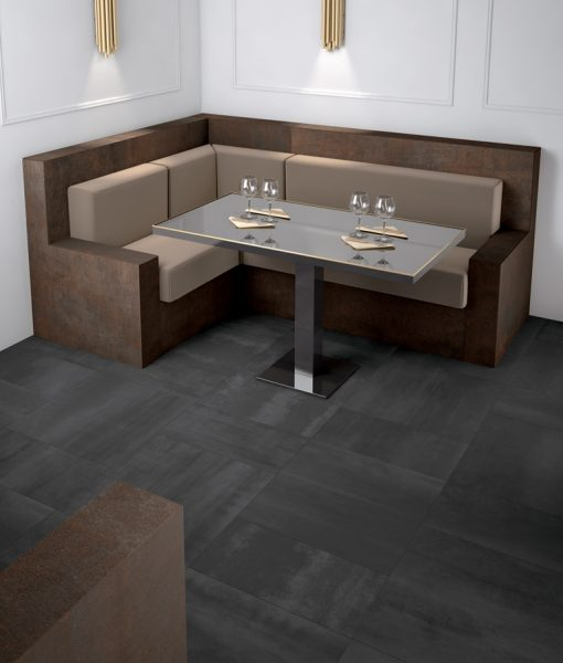 Edge Dark 300 x 600, 600 x 600 and Edge Brown (Chair)