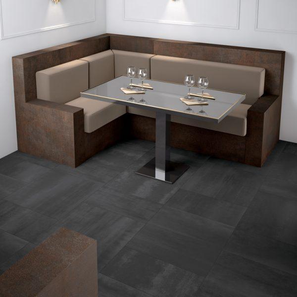 Edge Dark 300 x 600, 600 x 600 and Edge Brown (Chair)