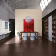 Architecture Light Brown Gloss and Light Ivory Matte 600 x 600
