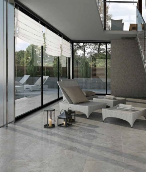 Dolomite Living Room