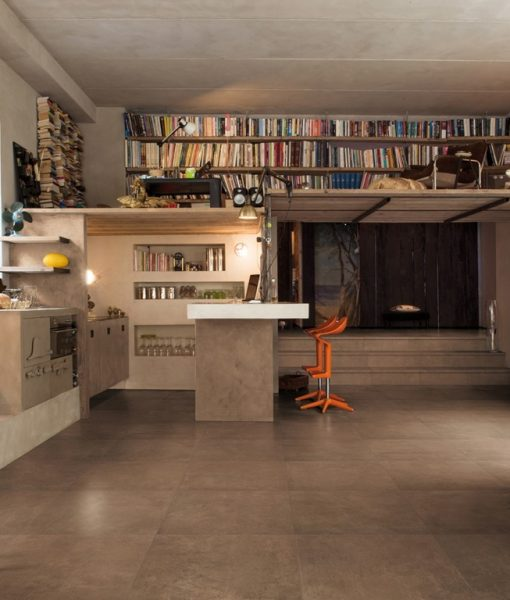 Bricklane Cotto Tiles Kitchen