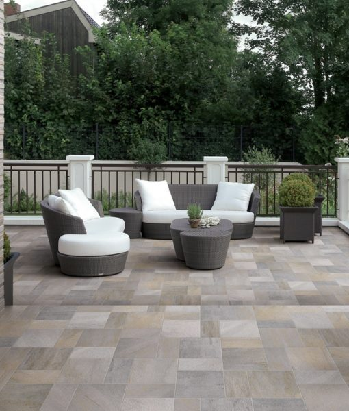 Pangea Barge Stone Tile Outdoor