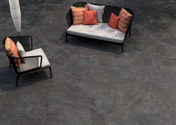 Percorsi Quartz Black 600 x 300, 600 x 300
