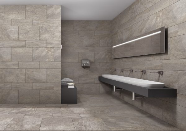 Percorsi Quartz Grey 600 x 600, 600 x 400, 600 x 300, 600 x 200