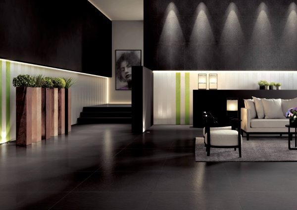 Architecture Black Gloss, White Gloss, Acid Green Gloss, White Matte, Black Matte