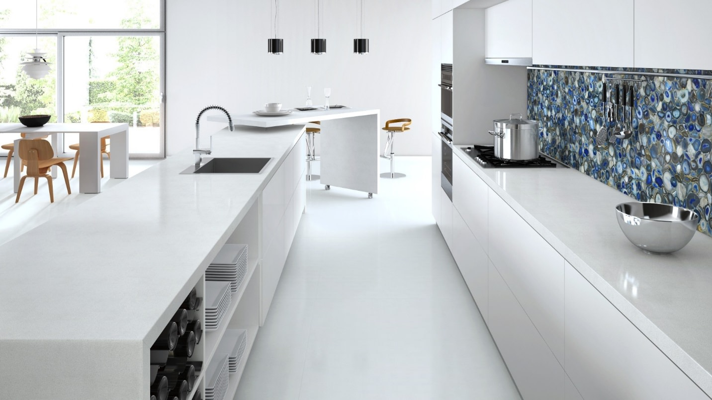 What Material Should I Use for My Kitchen and Toilet Counter Tops ...