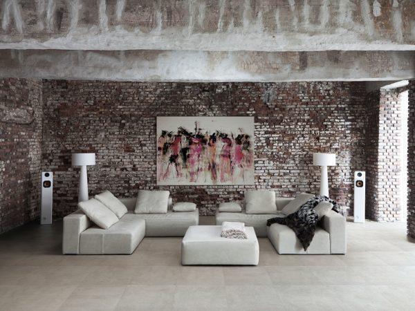 Bricklane Living Room Tiles