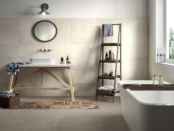 Bricklane Bath Cotto Tiles