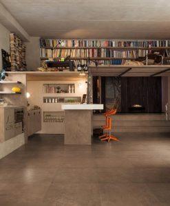 Bricklane Cotto Tiles Kitchen