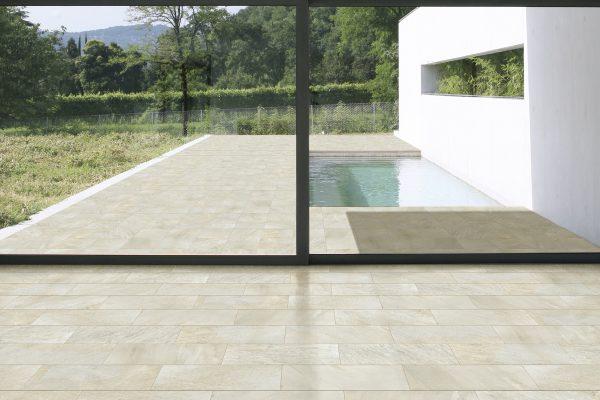 quartz stone beige