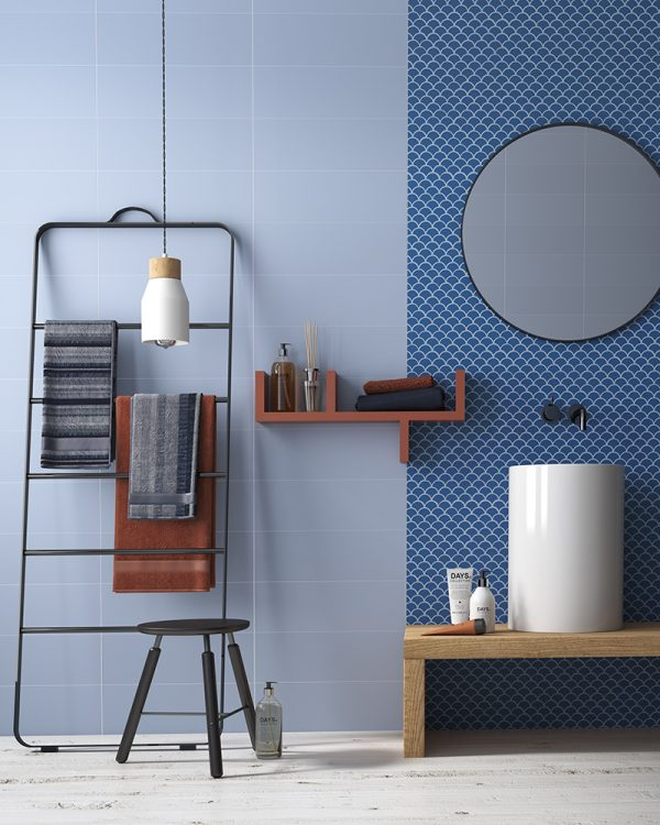 mosaics by malford - soul matte blue