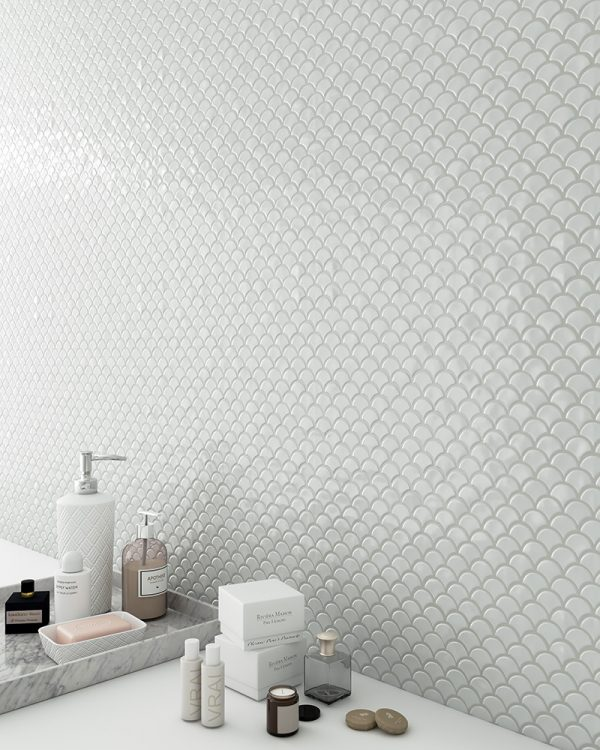 mosaics by malford - soul white