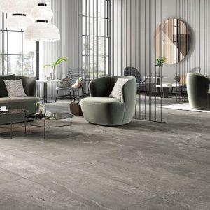 Blendstone Dark Grey Malford Tiles Singapore 1