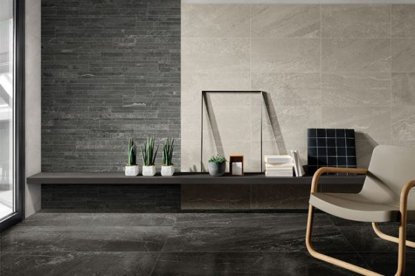 Blendstone Grey Graphite Malford Tiles Singapore 1