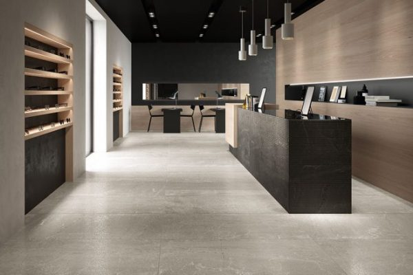 Blendstone Grey Graphite Malford Tiles Singapore