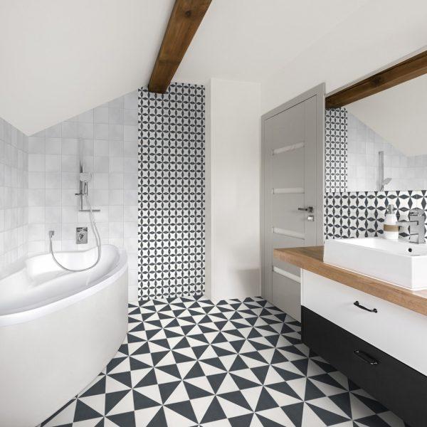 Dement 200 Etoile Noir Malford Tiles Singapore