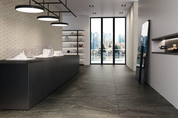 Soapstone Black Malford Tiles Singapore 1