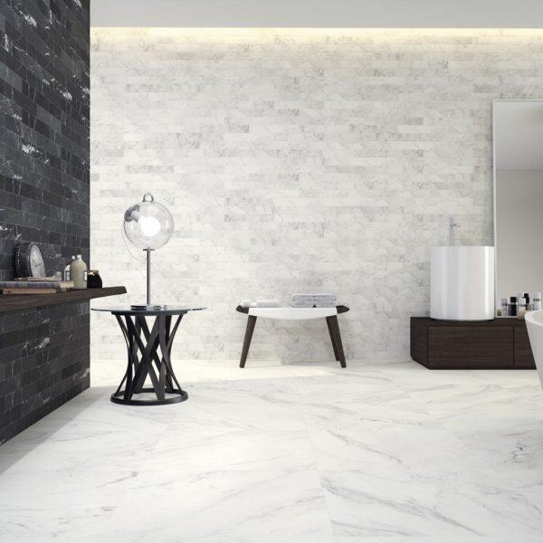 Talis Calacata and Talis Marquina Malford Tiles Singapore