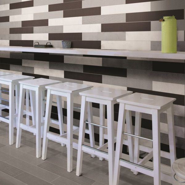 Vibration White Grey Black Malford Tiles Singapore