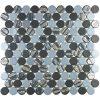 circle aqua blend black