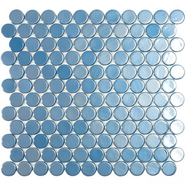 circle dark blue