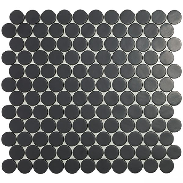 circle matte black