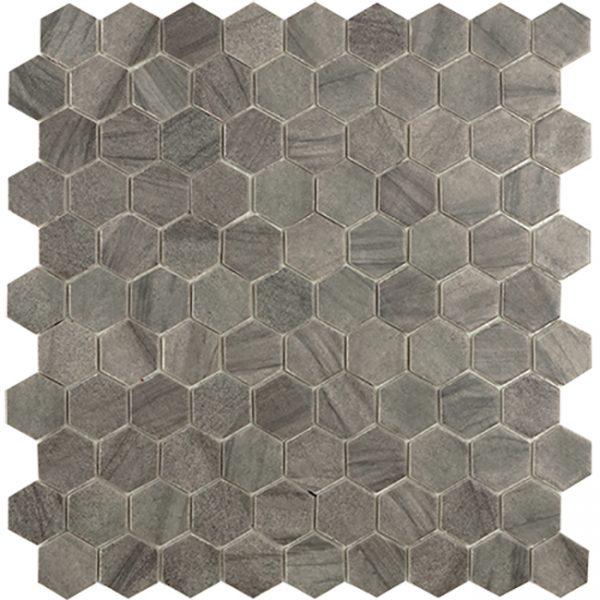 desert paloma hex mosaics by malford ceramics
