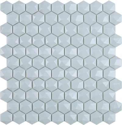 nordic light blue hex 3d