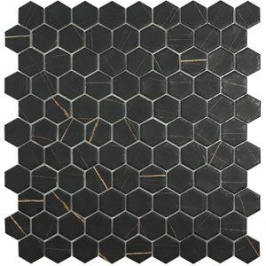 supreme sahara hex mosaics by malford ceramics