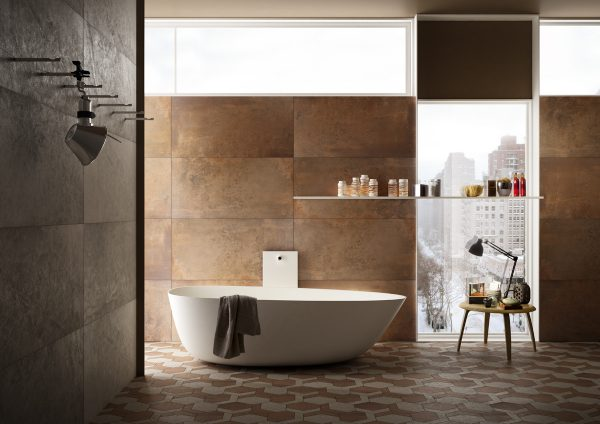 Lamiera Brown by Malford Ceramics Tiles Singapore 1