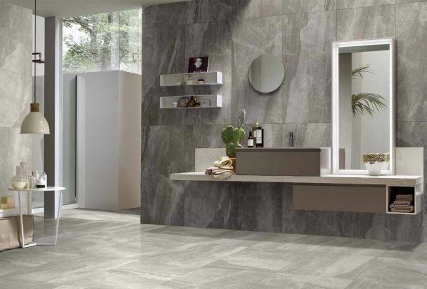 Nuance Grey by Malford Ceramics Tiles Singapore 1